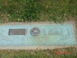 Lucy Ellen <i>Burkhammer</i> Burge