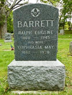 Euphrasis May <i>Wilcox</i> Barrett