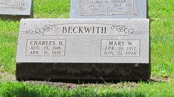 Charles Herman Beckwith