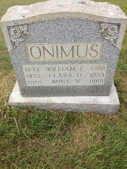 William E. Onimus