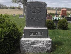Ann <i>McDougall</i> Field