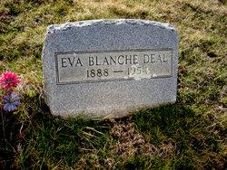 Eva Blanche <i>Sharp</i> Deal