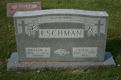 Fannie <i>Jecker</i> Eschman