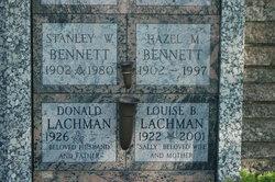 Stanley W Bennett
