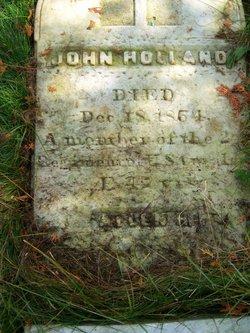 Allen Holland