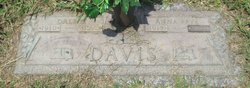 Anna Faye <i>Bowman</i> Davis
