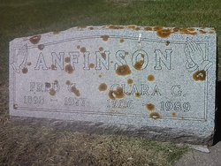 Fred G Anfinson