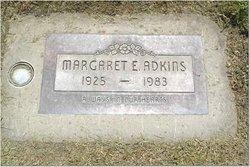 Margaret E Adkins