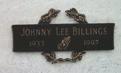 Johnny Lee Billings