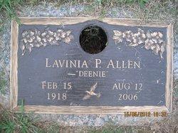 Lavinia Deenie <i>Perry</i> Allen
