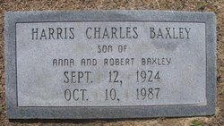 Harris Charles Baxley