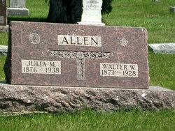 Walter W. Allen