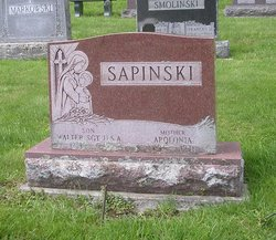 Sgt Walter V. Sapinski