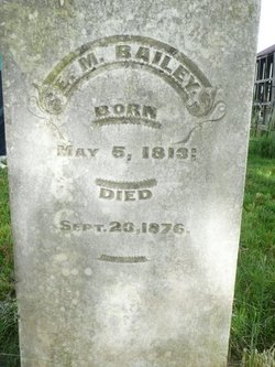 Elijah Marion Bailey