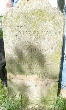 Susannah Edwards Bailey