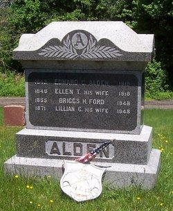 Edward Cushing Alden