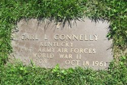 Pvt Carl L Connelly