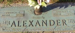 Everett C. Alexander