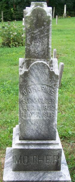 Catherine <i>Cramer</i> Burkholder
