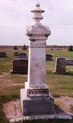 Maria <i>Miller</i> Kummer