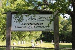 New Providence Methodist Church Cemetery