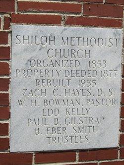 Shiloh Methodist Cemetery