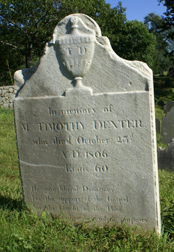 Timothy Dexter