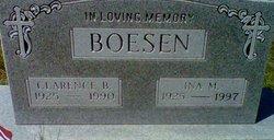 Ina M. Boeson