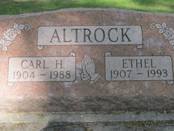 Ethel Altrock