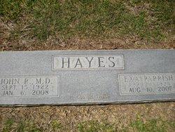 Dr John R. Hayes