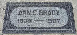 Ann E. Brady