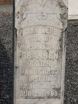 Frank Leslie Brannen