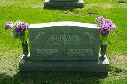Edith F. <i>Hoover</i> Brown