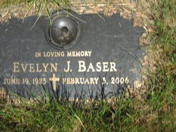 Evelyn J <i>Mason</i> Baser
