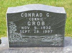 Conrad George Connie Grob