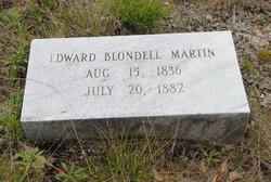 Edward Blondell Martin