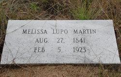 Melissa Lupo Martin
