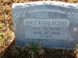 Inez <i>Ward</i> Burke