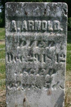 Anthony Arnold, IV