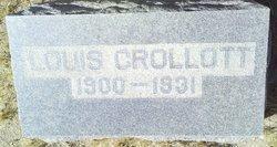 Louis Crollett