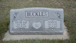 Edythe Mae <i>Cunningham</i> Buckles