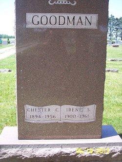 Irene S <i>McKinley</i> Goodman