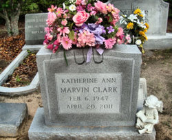 Katherine Kathy <i>Marvin</i> Clark