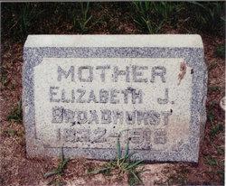 Elizabeth Jane <i>Faubion</i> Broadhurst