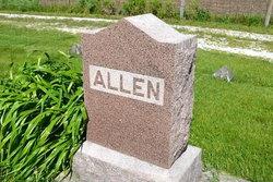 Laura May <i>Parrish</i> Allen