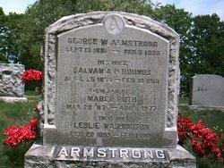 Salvania P. <i>Rounds</i> Armstrong