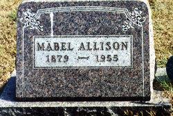 Mabel Allison