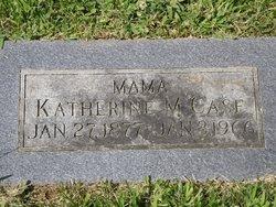 Katherine Marie Katie <i>Witt</i> Case