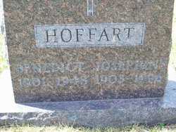 Josephine Katherine Josie <i>Wolfe</i> Hoffart