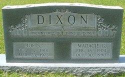 Joe Samuel Dixon